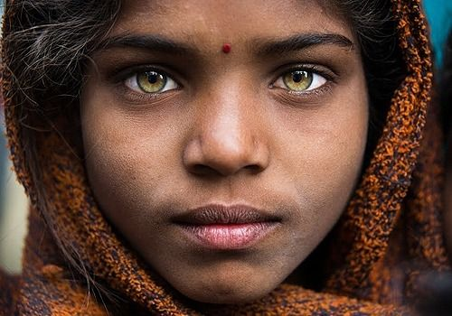 47 Stunning photographs of people around the world