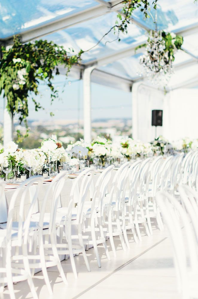 wedding reception venues melbourne cbd%0A Nadia   Jim  Marquee wedding Melbourne by The Style Co