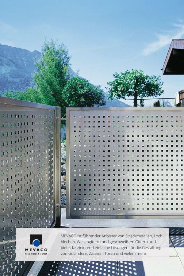 Edelstahl Lochblech Auf Holzbalken ~ Die neueste Innovation der Innenarchitektur und Möbel