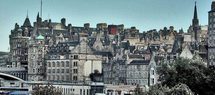 Old town, Edimburgo