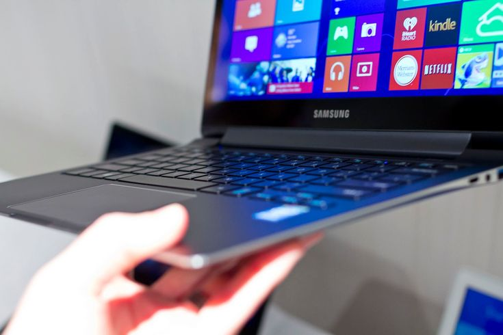 From alien-inspired laptops to shape-shifting ultrabooks, these new portable computers have flexibility and muscle.