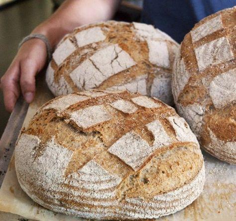 Rågis - Rye Bread with wheat sourdough