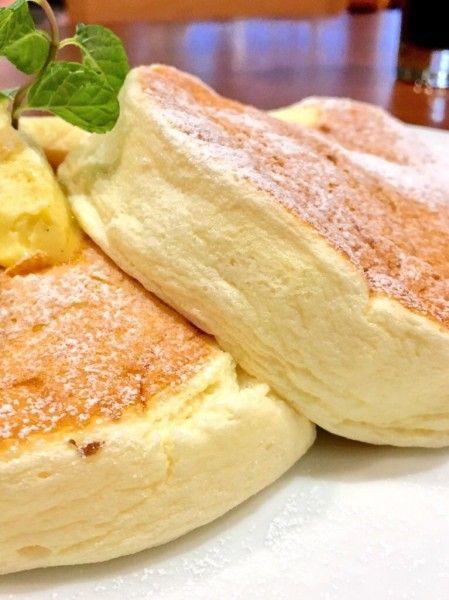ふわふわとろとろ 絶品「マスカルポーネパンケーキ」を実食 - ライブドアニュース