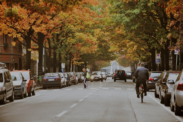 | ♕ | Autumn in Treviglio -Italy | by © {sara p}