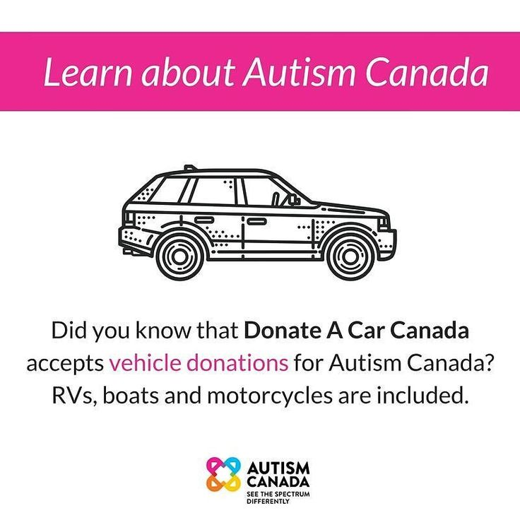 Make a vehicle donation to #AutismCanada today: http://ift.tt/2eeadbn