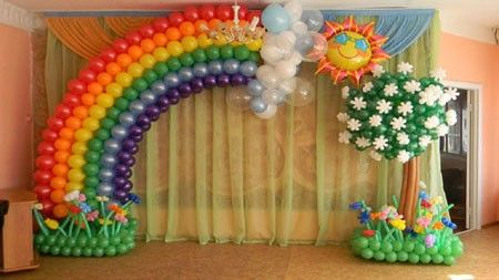 17 best ideas about balloon arch frame on pinterest for Balloon decoration courses in london