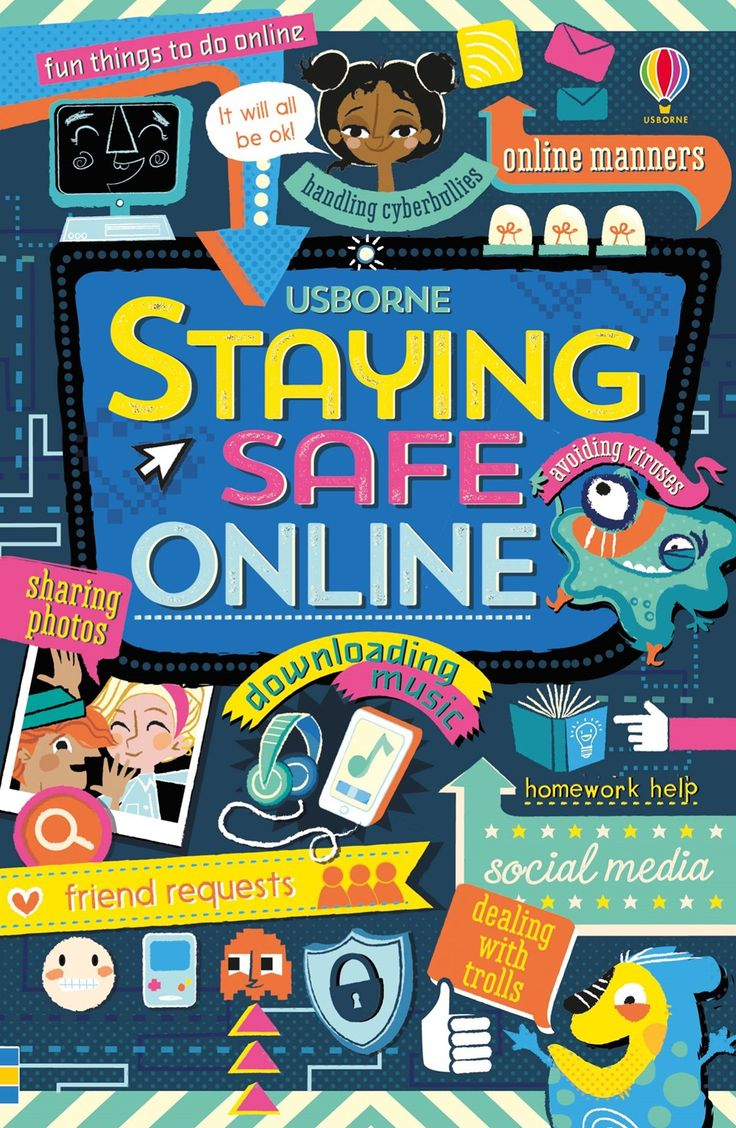 Staying safe online New for November