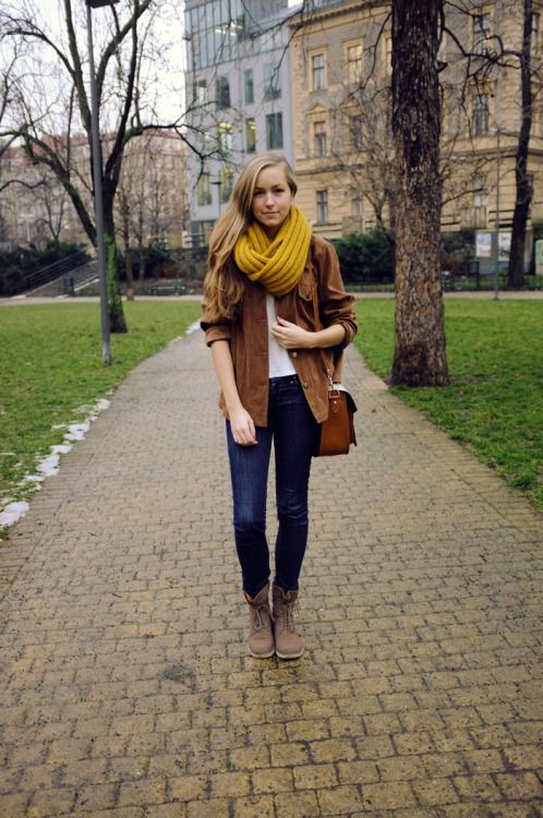 nice shades of brown street style photo form acupofstyle fashion blog