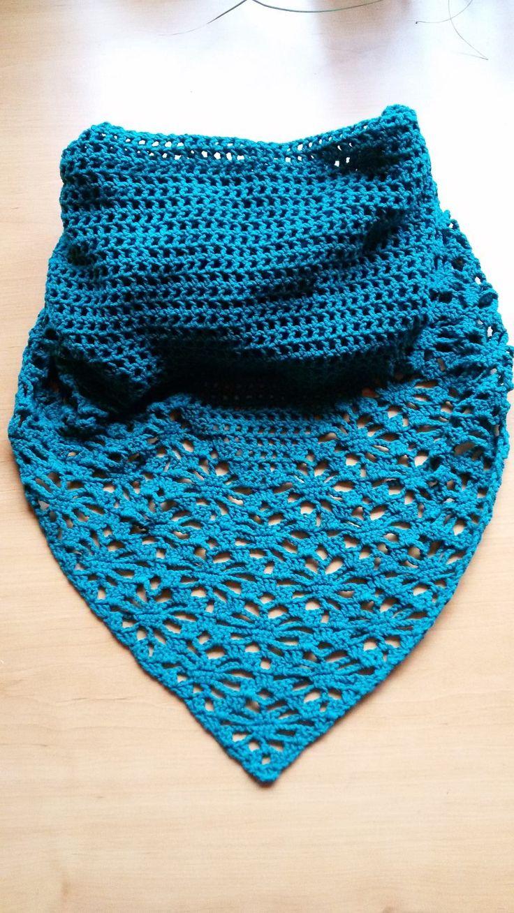 crochet shawls - Yarnart jeans