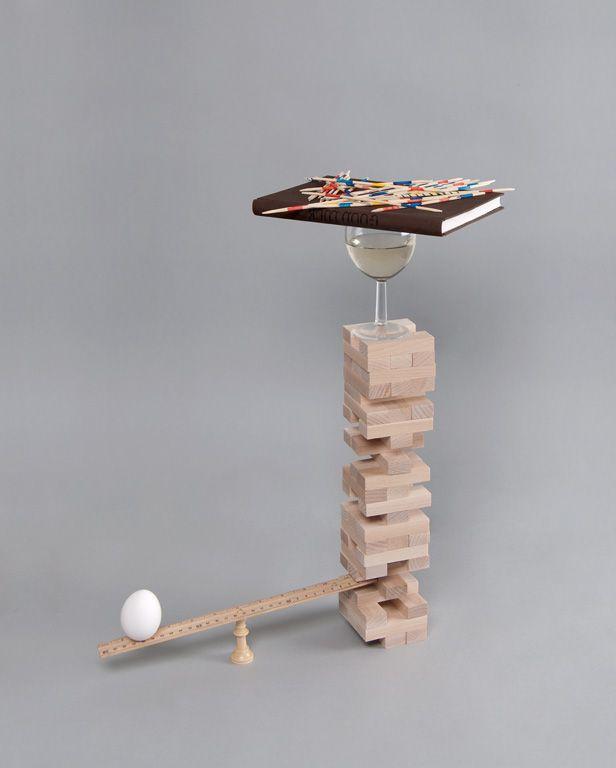 The game by Csilla Klenyánszki