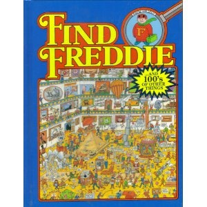 Find Freddie, Look for Lisa, Search for Sam - all of them very good fun
