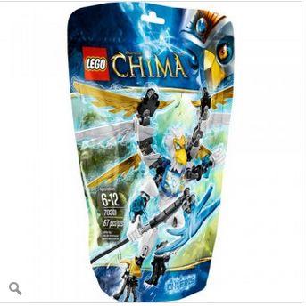 Đồ chơi LEGO Chima Eris 70201_295.000đ