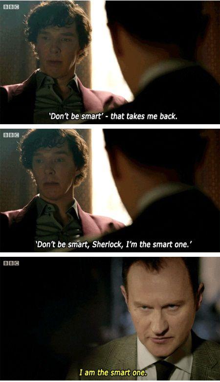 #mycroft your mar is showing#sherlock spoilers