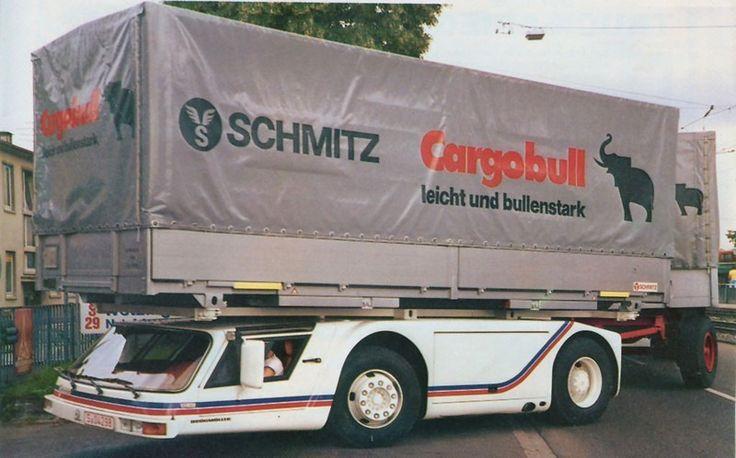 Tento supersport mezi tahači měl přepsat historii kamionů, nezměnil nic - 12 -