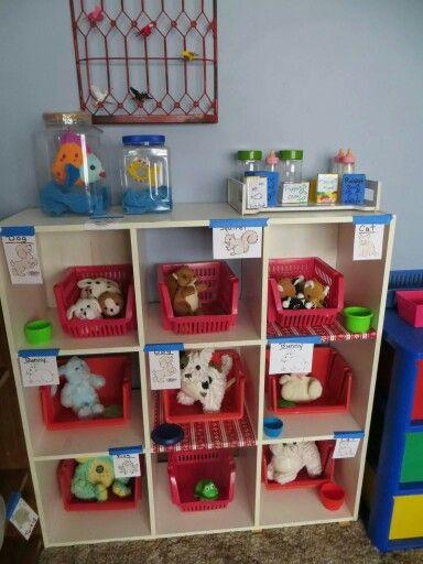Dramatic Play Preschool, Pet Vet, Dramatic Play