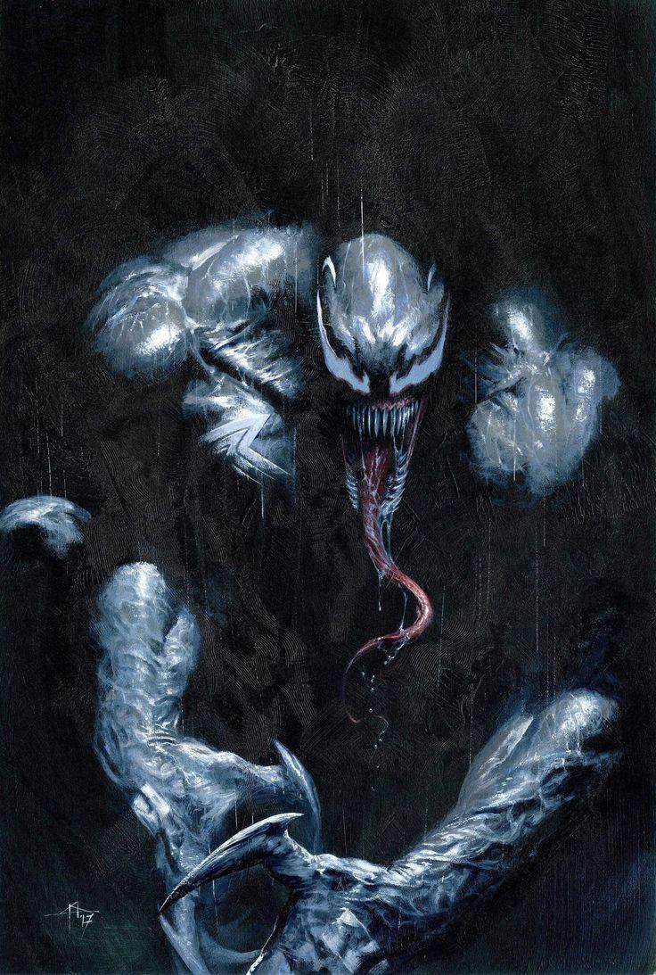 Venom Inc. Omega #1 Gabriele Dell'Otto Variant Cover