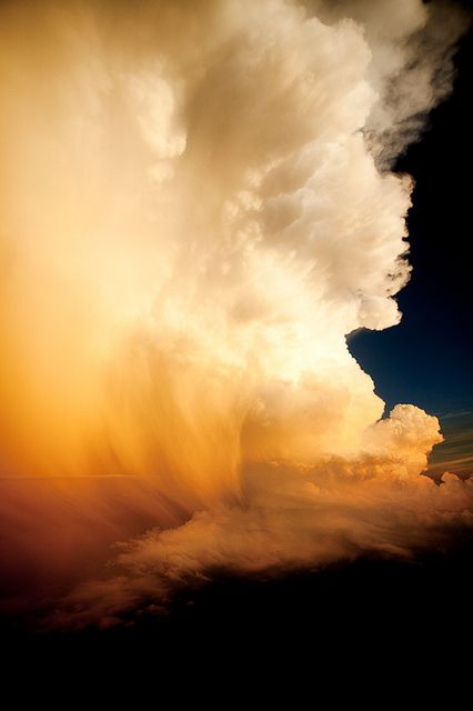 Beautiful cloud.