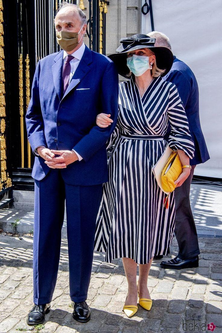 Princess Astrid Attends National Day Parade 2020 — Royal