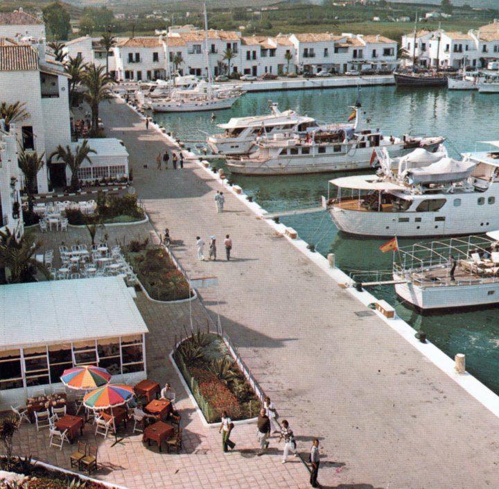 119 best marbella spain images on pinterest marbella - Puerto banus marbella ...