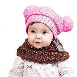 Go to http://prenatal-baby-toddler-preschool-store.co.uk/atdoshop-cute-baby-kids-girl-boy-dual-balls-warm-winter-knitted-cap  to review Atdoshop Cute Baby Kids Girl Boy Dual Balls Warm Winter Knitted Cap Hat Beanie