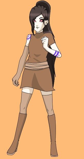 Riru Sekido. Sekido is a clan only for women.