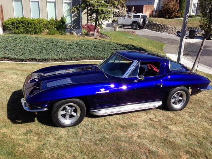 25 best 1967 corvette stingray ideas on pinterest for 1967 corvette stingray split window