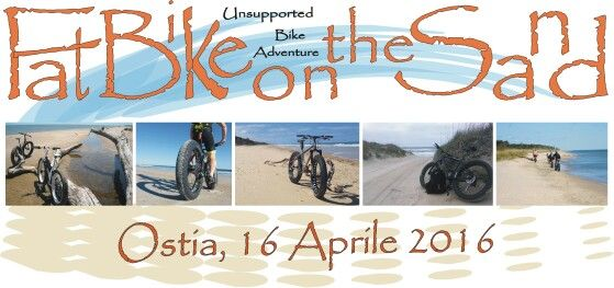 Fat Bike on the Sand www.bivybike.com
