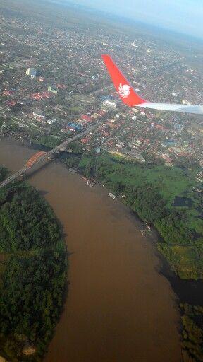 Jembatan Kahayan Palangka Raya, Kal-Teng