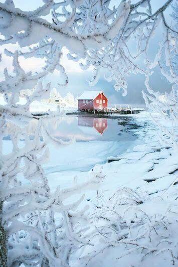 Moment's #winter #winterlandschaft - Winter is coming - http://wilderminds.de
