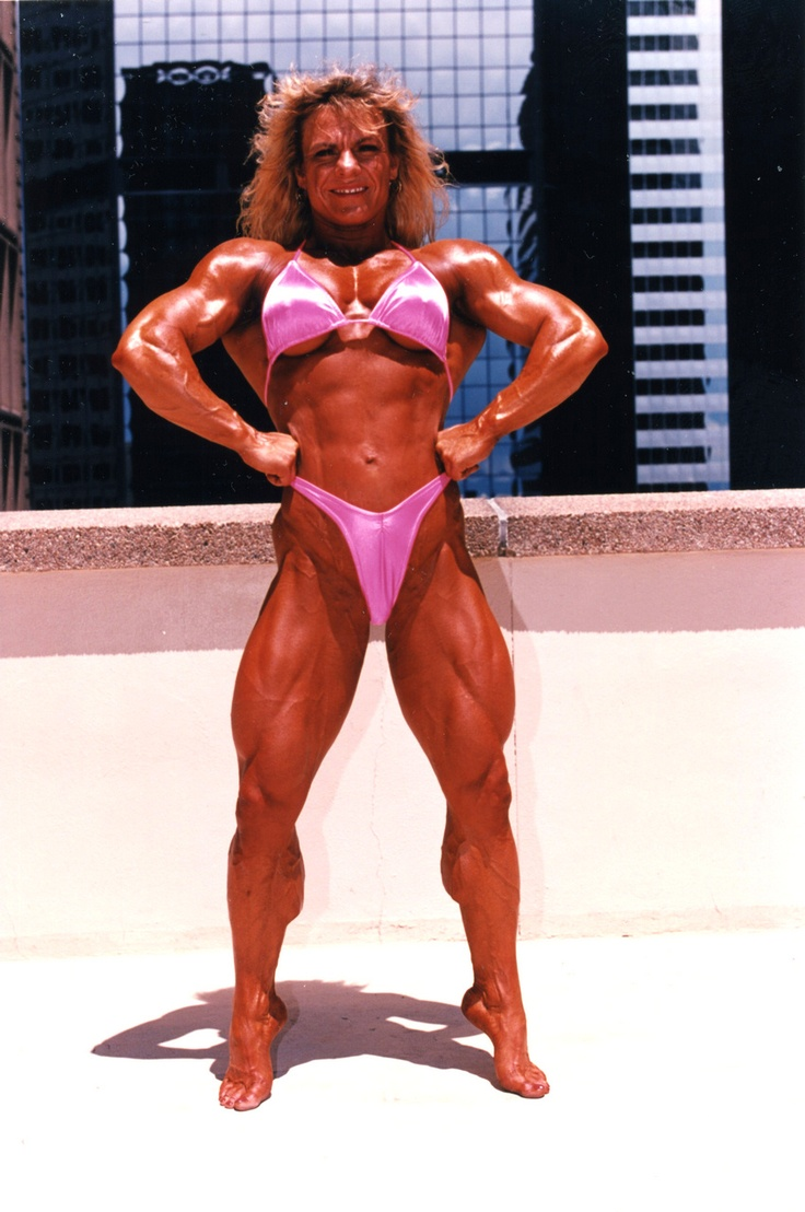 Jennifer Greenbaum | More female bodybuilders - J