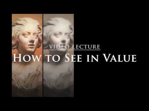 How To See in Value - Part 1: Observation Strategies - YouTube