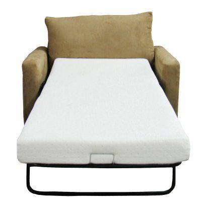 Classic Brands Sofa Solutions Memory Foam Mattress - Sofa Bed Mattresses at Hayneedle