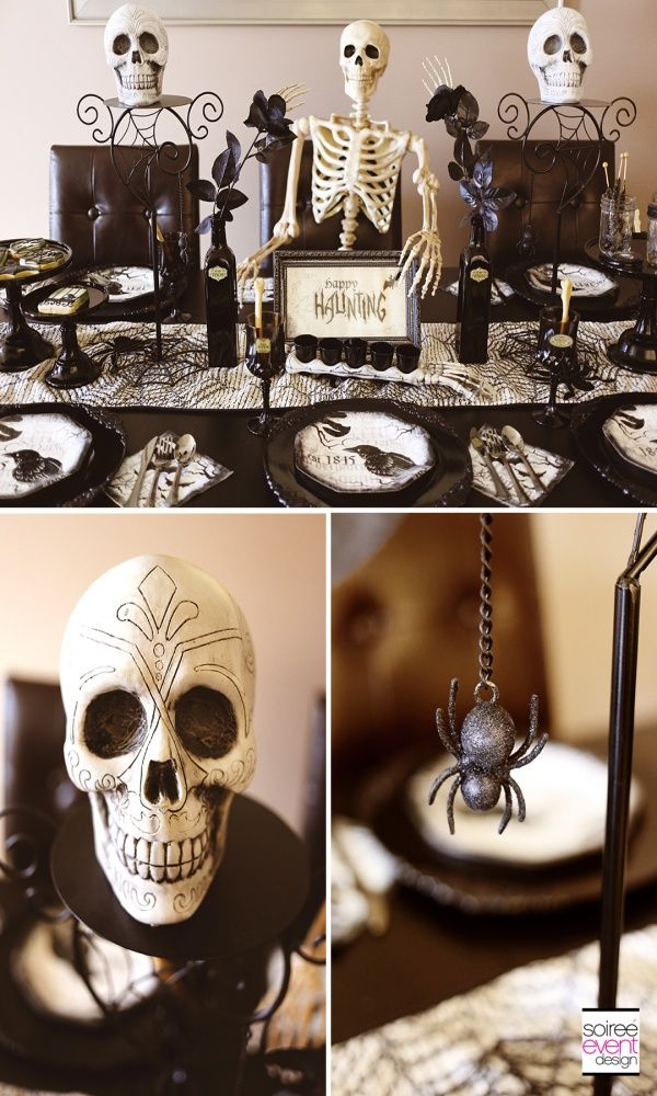 40 Scary Skeleton Decor Ideas to try this Halloween in