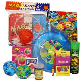The perfect camp care package for boys!