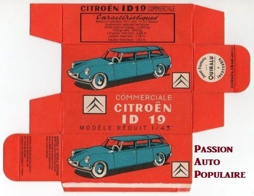 QUIRALU-CITROEN-ID19-COMMERCIALE-boite-repro-reprobox