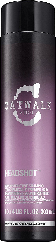 TIGI Catwalk Headshot Reconstructive Shampoo for Unisex, 10.14 Ounce * Read more at the image link. #hairhack