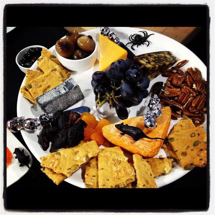 Black & Orange Cheese Bored!