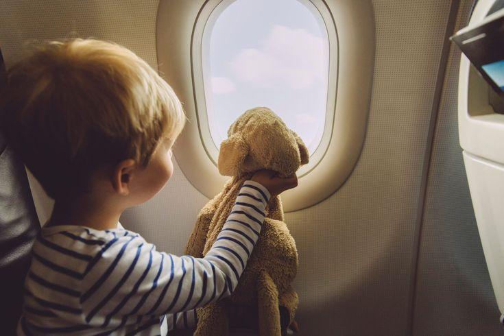 Avion avec enfants : quels sièges choisir?