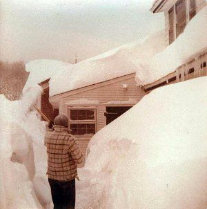 Blizzard of '78...yes I was there and yes it was this bad or worse.