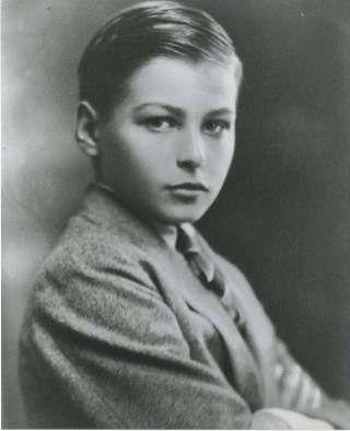 Der junge Lex Barker