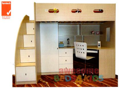 Bunk Bed Space Saver 16 best space saver beds images on pinterest | awesome beds, space