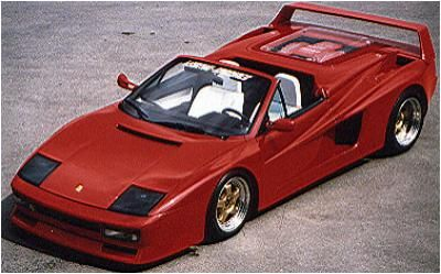 Fiero Lamborghini Body Kit | Ferrari Replica Kits, Bodies and Parts