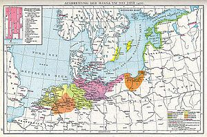 Hanseatic League - Wikipedia, the free encyclopedia