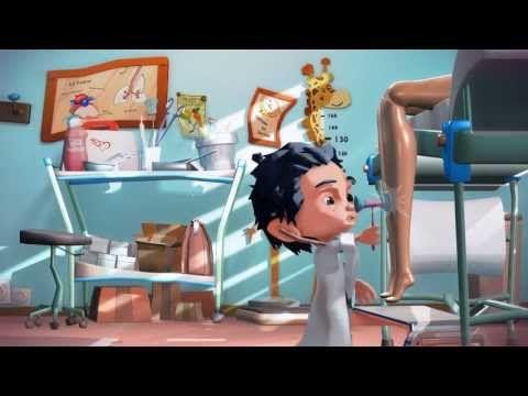 Quand j'étais petit (court métrage d'animation) - YouTube
