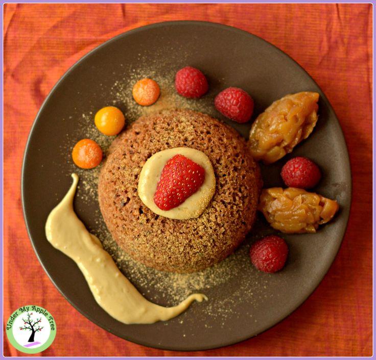 Gingerbread bowlcake recipe