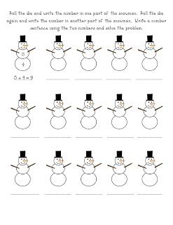 1000+ images about Winter Worksheets on Pinterest | Worksheets ...
