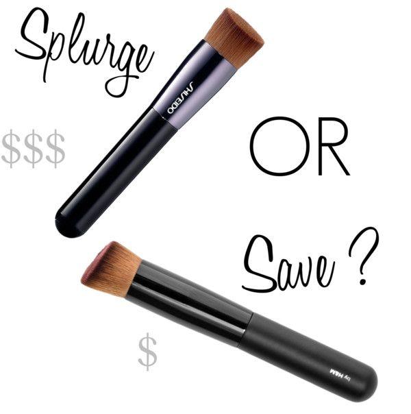 Shiseido Best Foundation Brush Dupes