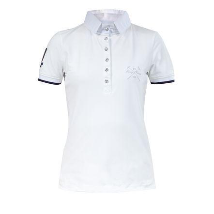 Horze INES Technical Pique Shirt, Women's