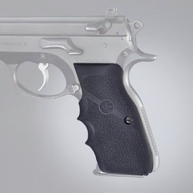 Hogue CZ/75 TZ-75 P-9 Grips 75000Loading that magazine is a pain! Get your Magazine speedloader today! http://www.amazon.com/shops/raeind