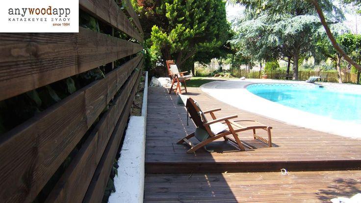 Το καλοκαίρι φτάνει, ήρθε η ώρα να αποκτήσουμε όμορφα έπιπλα και κατασκευές για τον #κήπο και την βεράντα!!